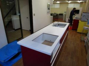 サンルナ キッチン